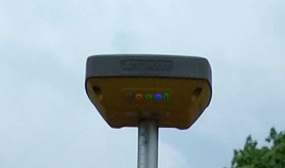 GPS Receiver Head