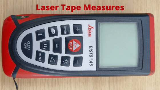 Leica Disto A5 Laser Tape Measure