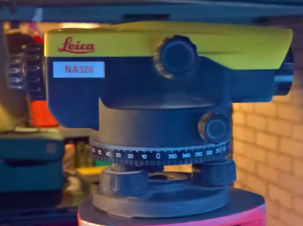 Leica NA320 Automatic Dumpy Level, leica na320, leica na320 level, leica na320 dumpy level, dumpy level review