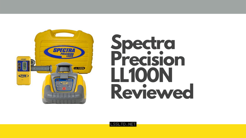 Spectra Precision LL100N Review