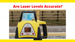are laser levels accurate