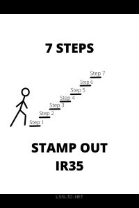 7 Steps to stamp out IR35,