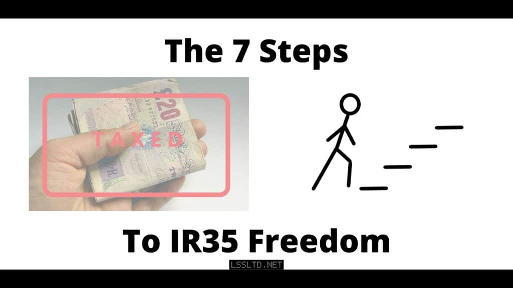 7 steps to stamp out IR35, staying out of IR35