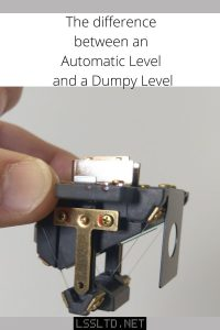 The compensator found in the automatic level is what makes it different to the dumpy level